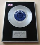 ALAN PRICE SET - I PUT A SPELL ON YOU Platinum Single Presentation Disc